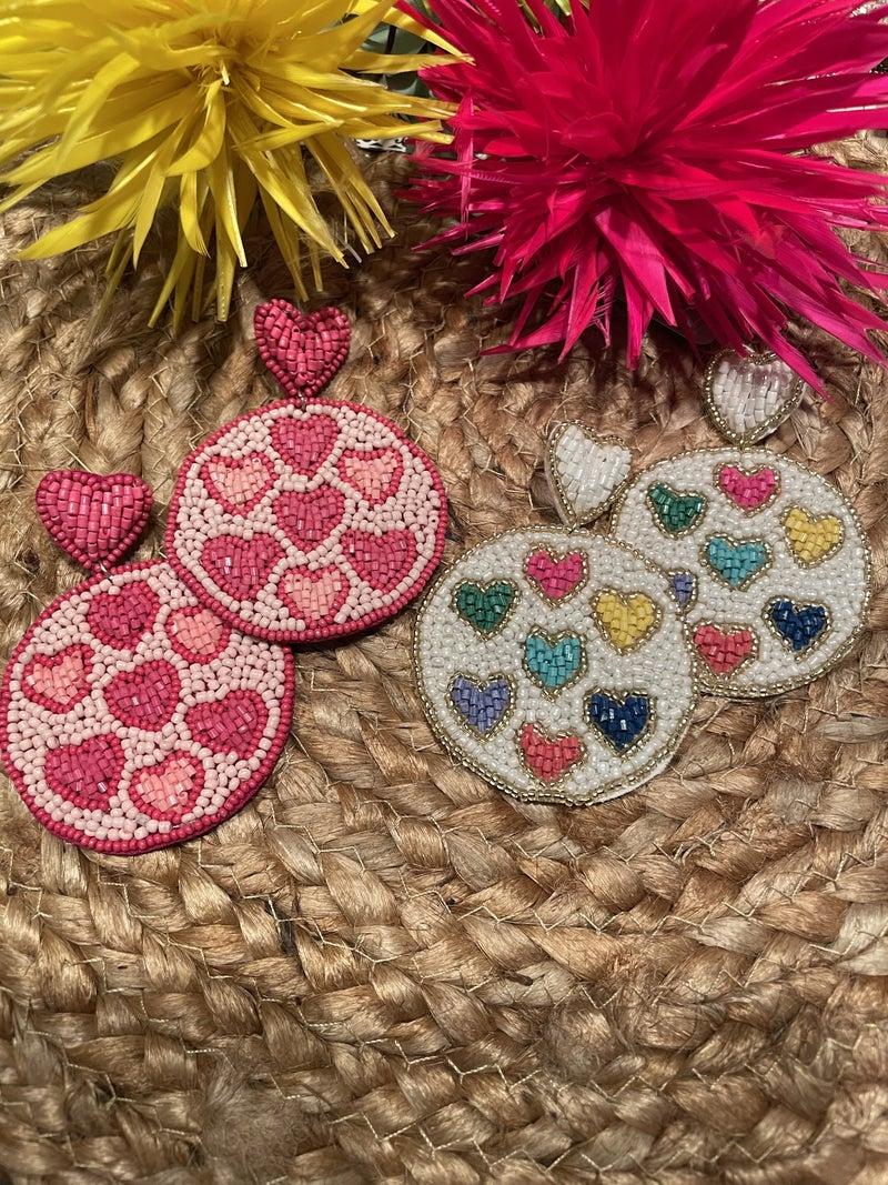 Love of Hearts Earrings