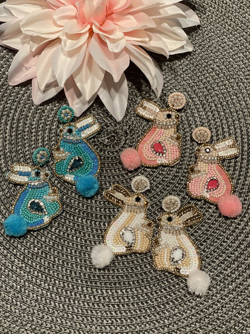 Some Bunnies Earrings