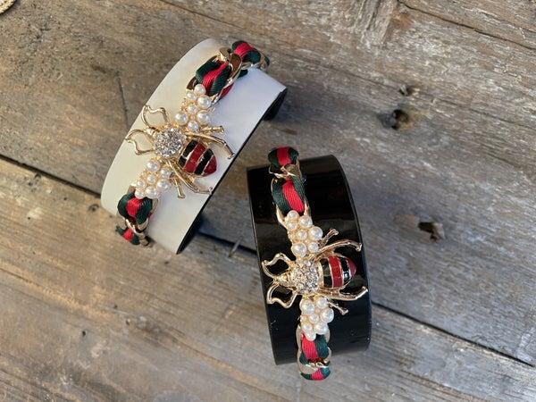 Inspired Cuff Bracelet