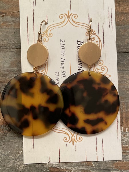 Business by Day Date by Night Earrings