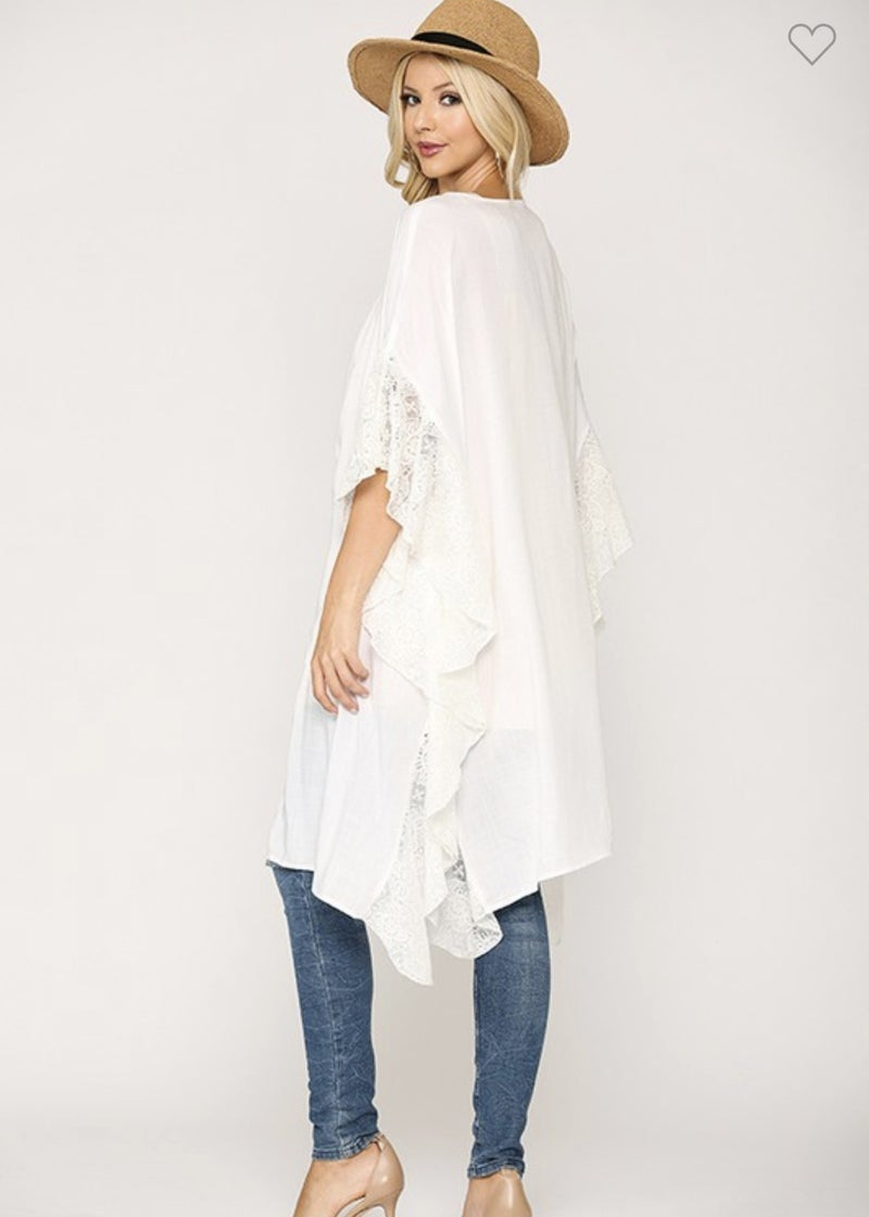 Fluttery Kimonos