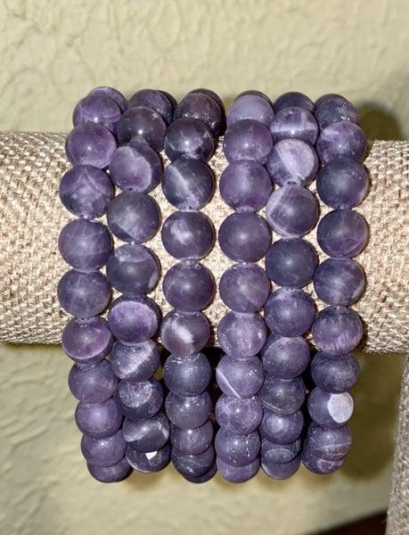 B3  Stone Amethyst