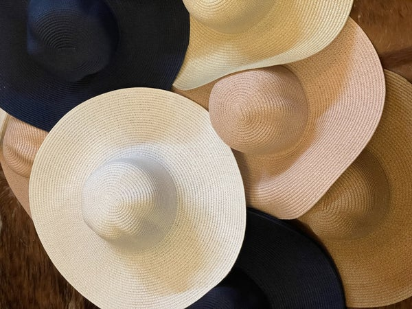 The Floppy Hat of Summer
