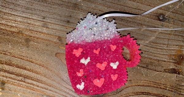 Valentine's Freshies Dreamy Cowgirl