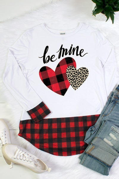 Be Mine All The Time Top