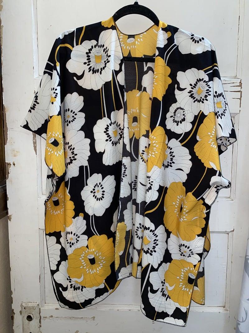 Kimono Sale Black