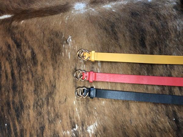 Inspired Belts
