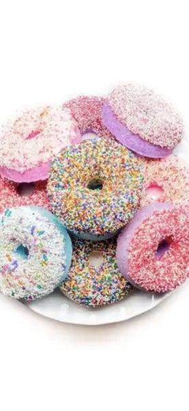Donut Bath Bombs