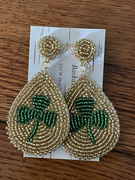 Feeling Lucky Earrings