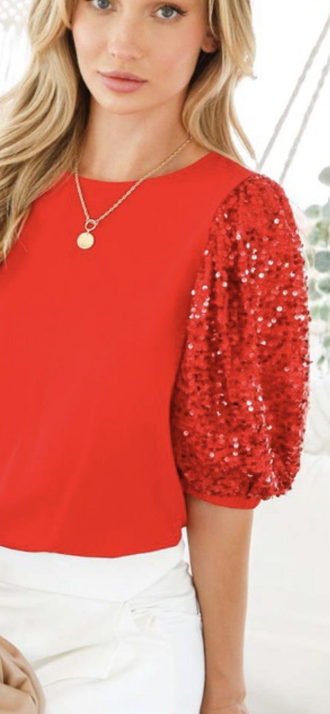 Holiday Everyday Top - preorder