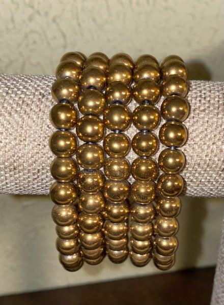 B3 Stone Gold Hematite