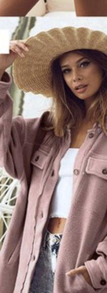 Ashton Oversizes Jacket