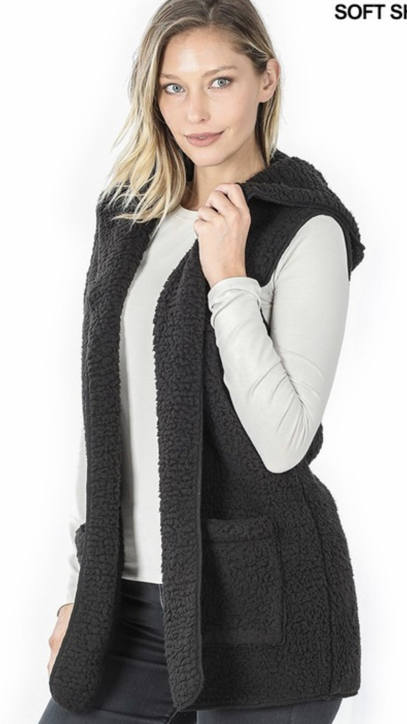 The Cozy Vest