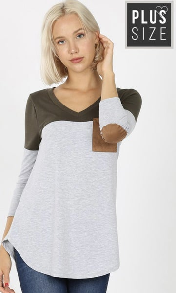 Curvy Pockets Shirt