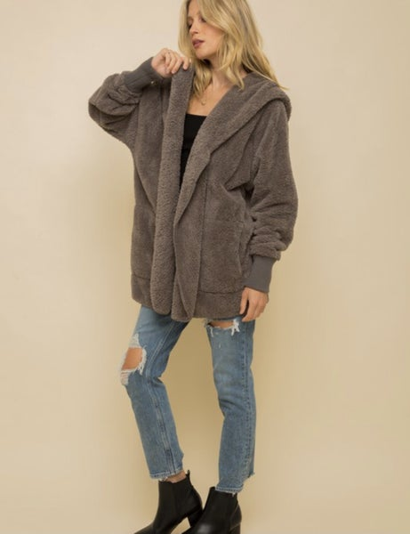 Cozy Up Jacket