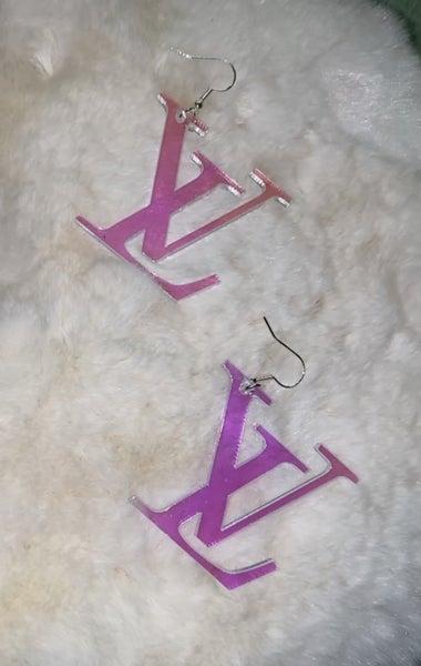 Inspired Iridescent Earrings