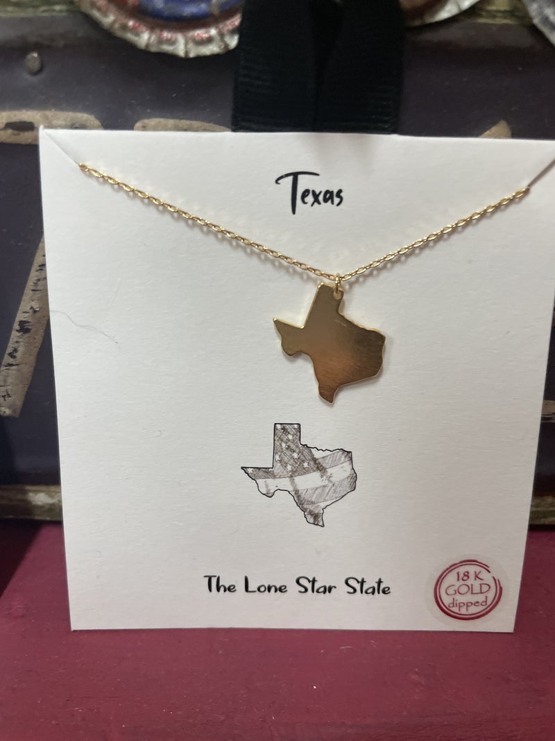 The Lone Star Necklace