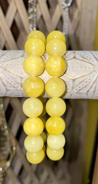B3 Stones Yellow Jasper