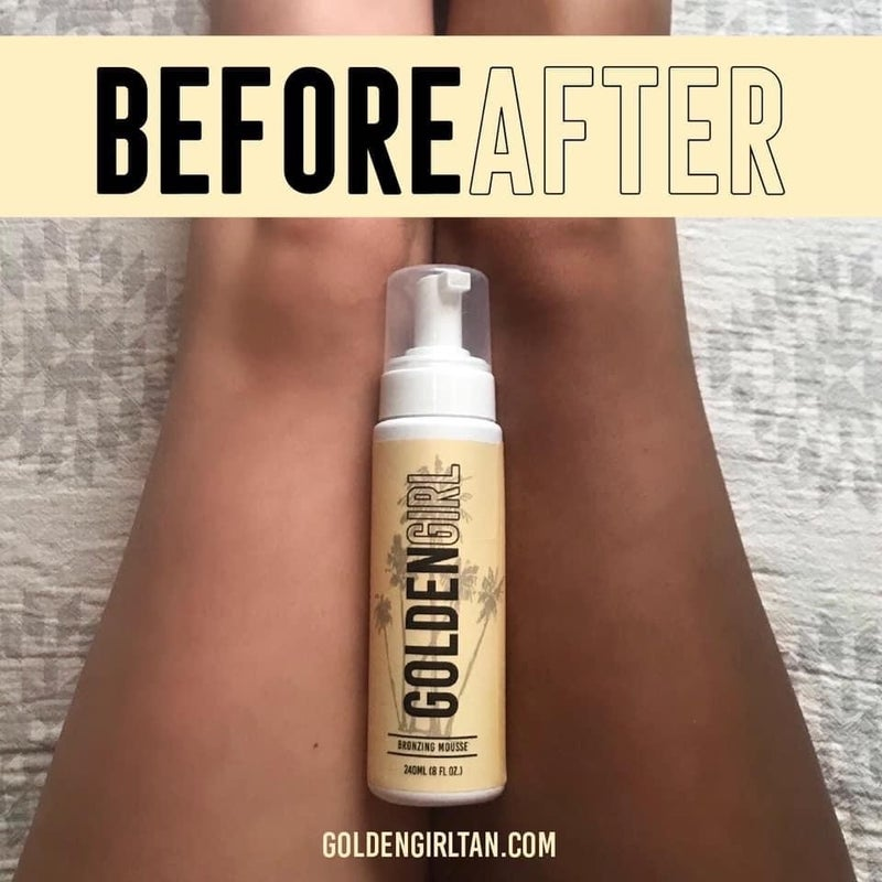 GOLDENgirl Self Tanner