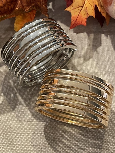 Arm Candy Cuff Bracelet