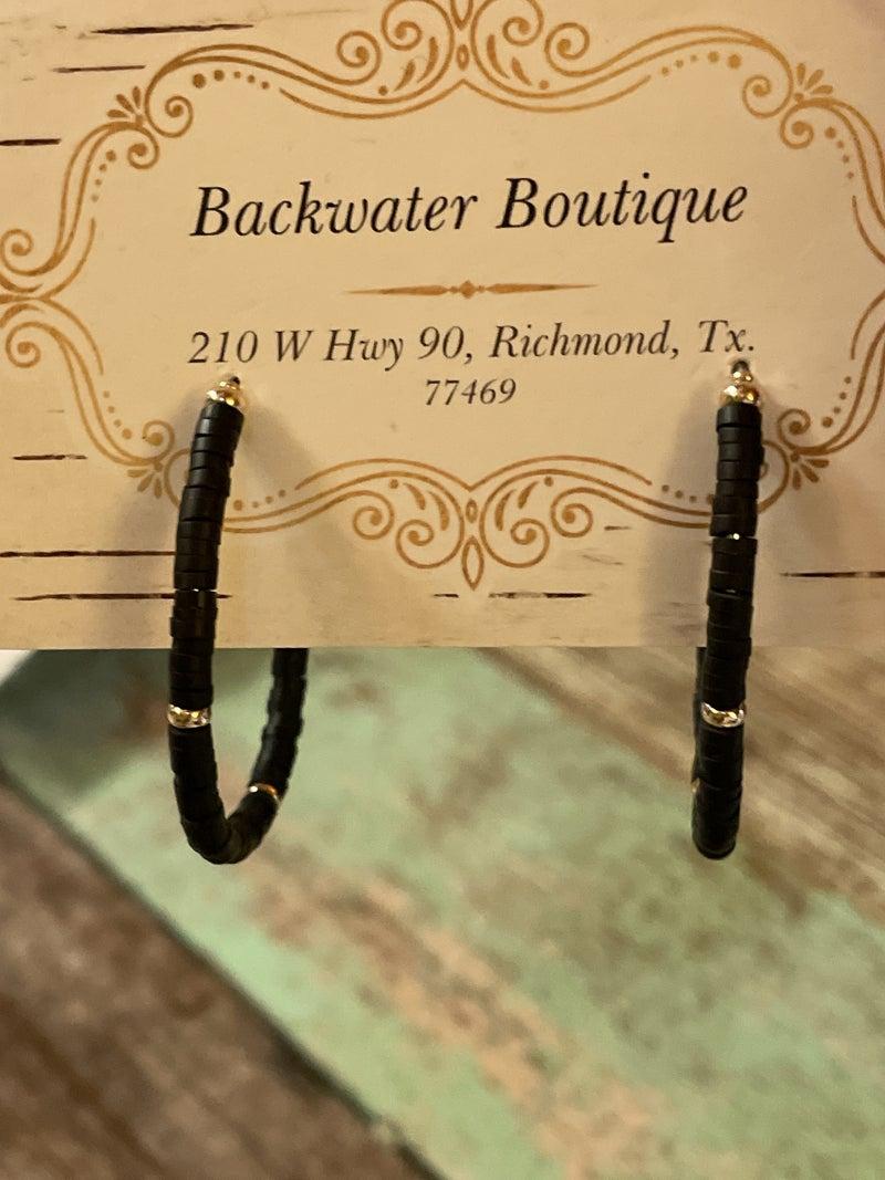 J Hook Earrings