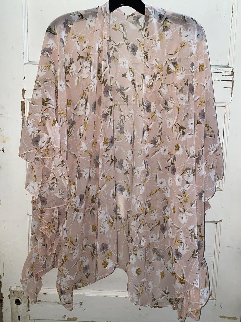 Kimono Sale Floral
