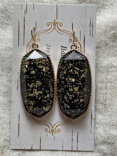 The Golden Touch Earrings