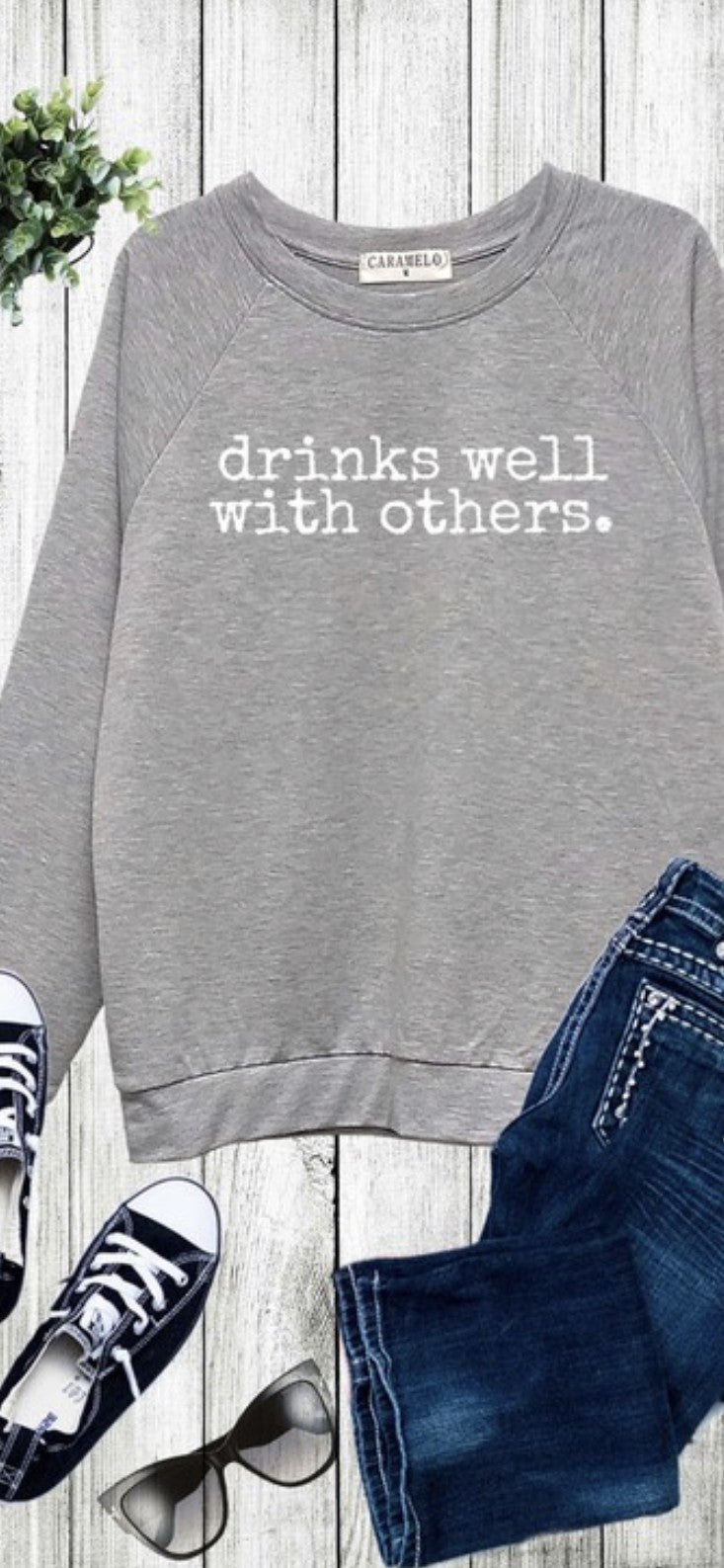 The Val Sweatshirt