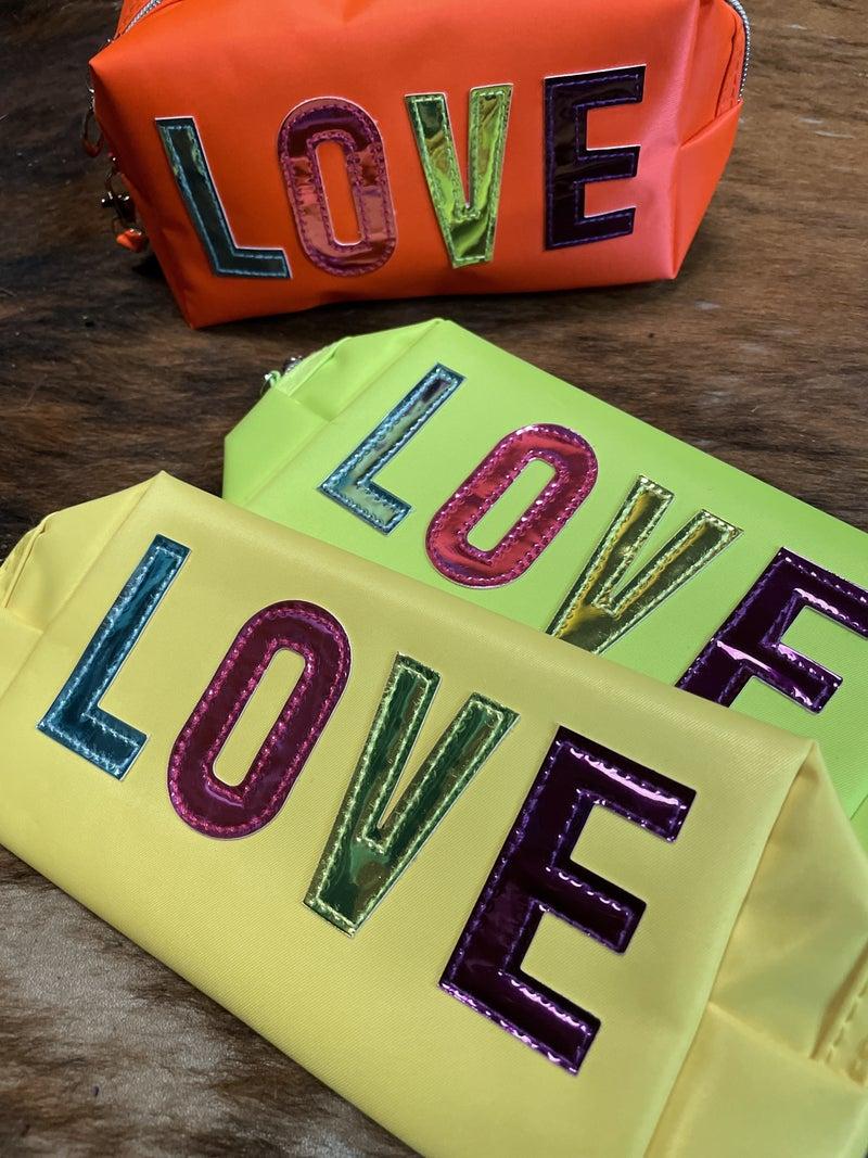 Spread Love Wristlet