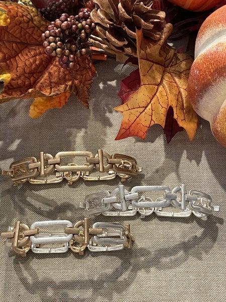 Link Stretch Bracelet