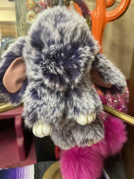 Hippy Hop Bunny Keychains