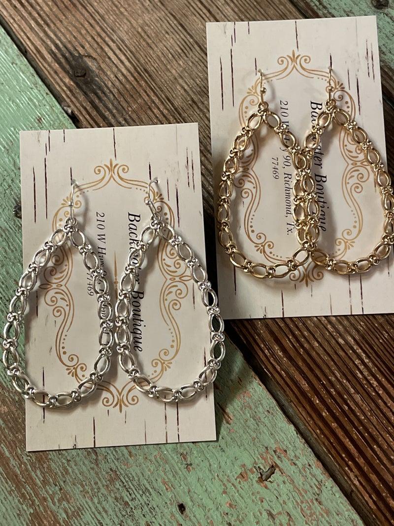 Charming Chain Earrings