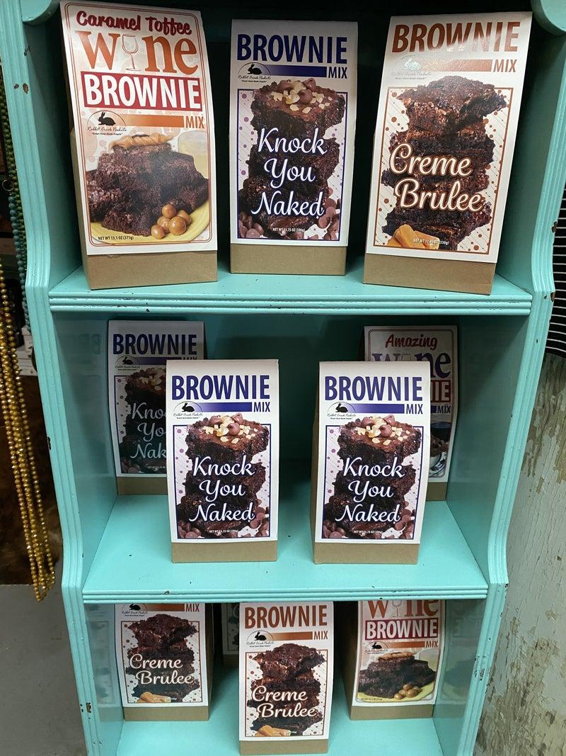 Backwater Brownies