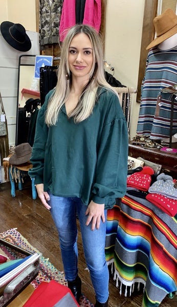 Kenzie's Favorite Sweatshirt