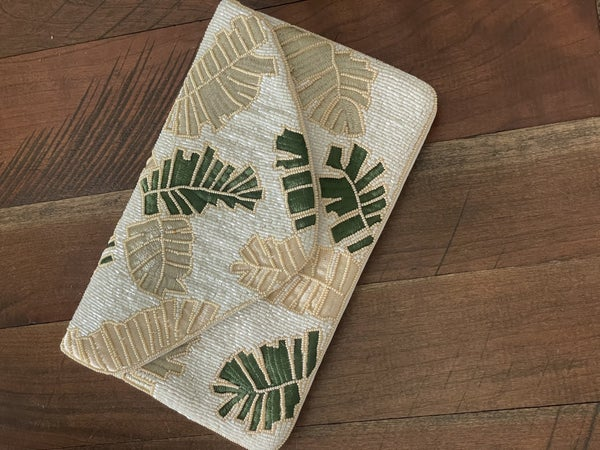 Tropical Vibes Clutch