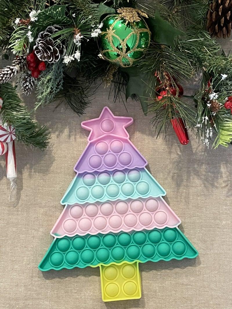 O' Christmas Tree Pop It