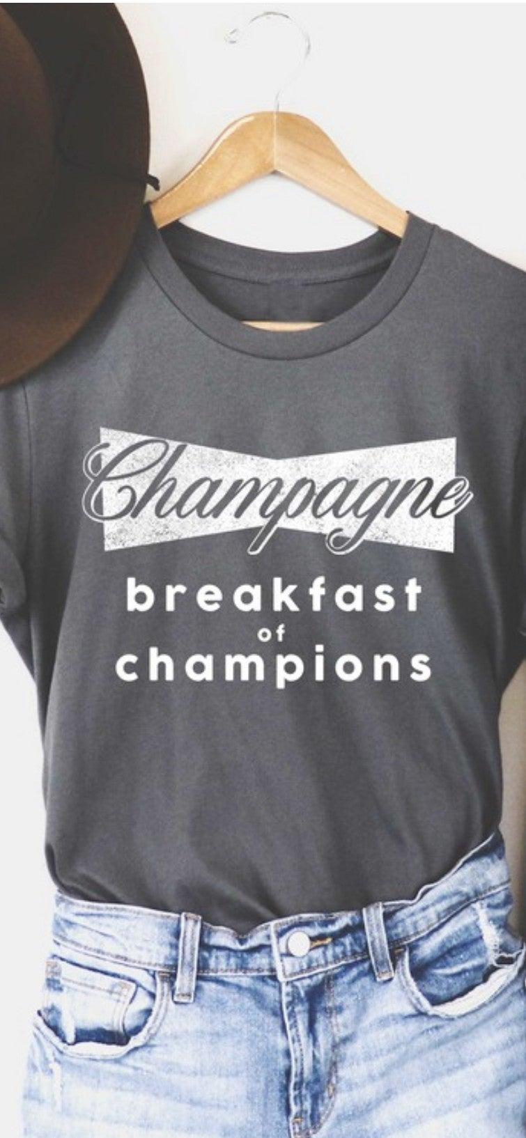 Breakfast of Champions Tee