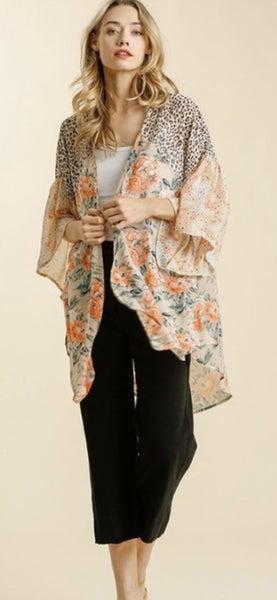 Leigh Kimono