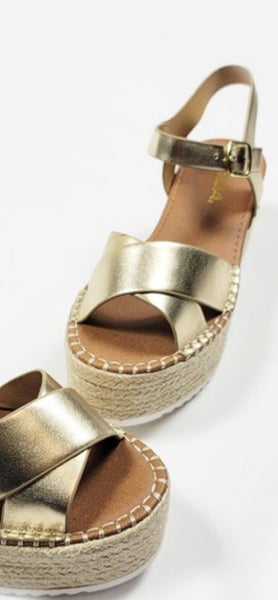 Stepping Out Wedges