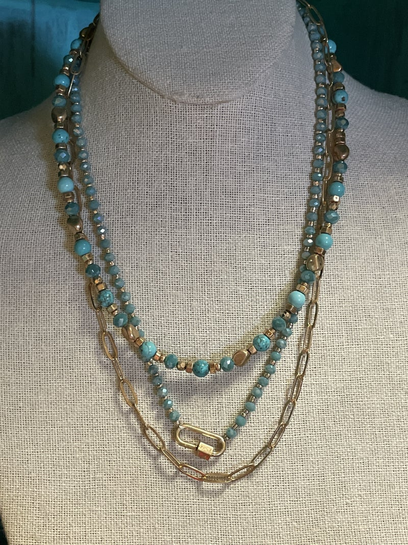 Jazzy Necklace