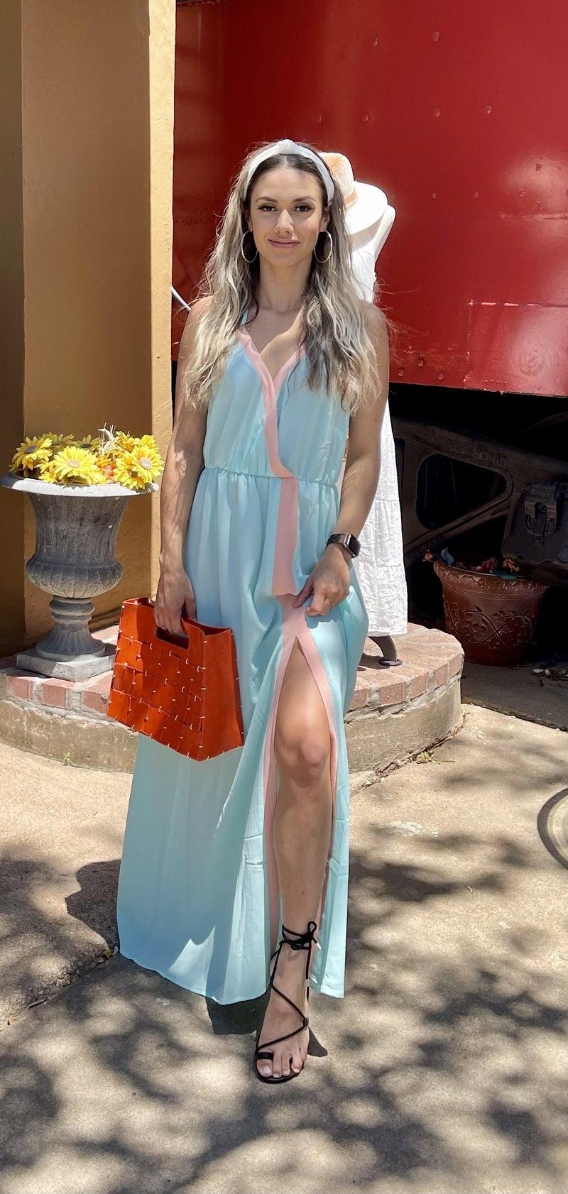 Cabo Cutie Maxi Dress