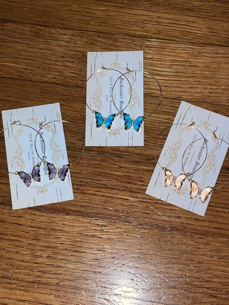 Butterfly Kisses Earrings
