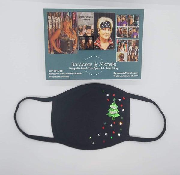 Face Mask Christmas Tree (Sku5932)
