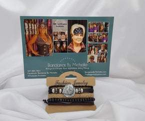 4 Separate  Bracelets Playing cards (Sku8330)