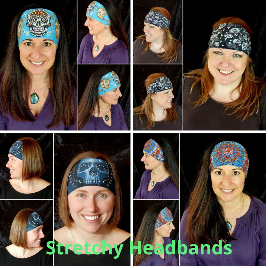 Stretchy Headbands