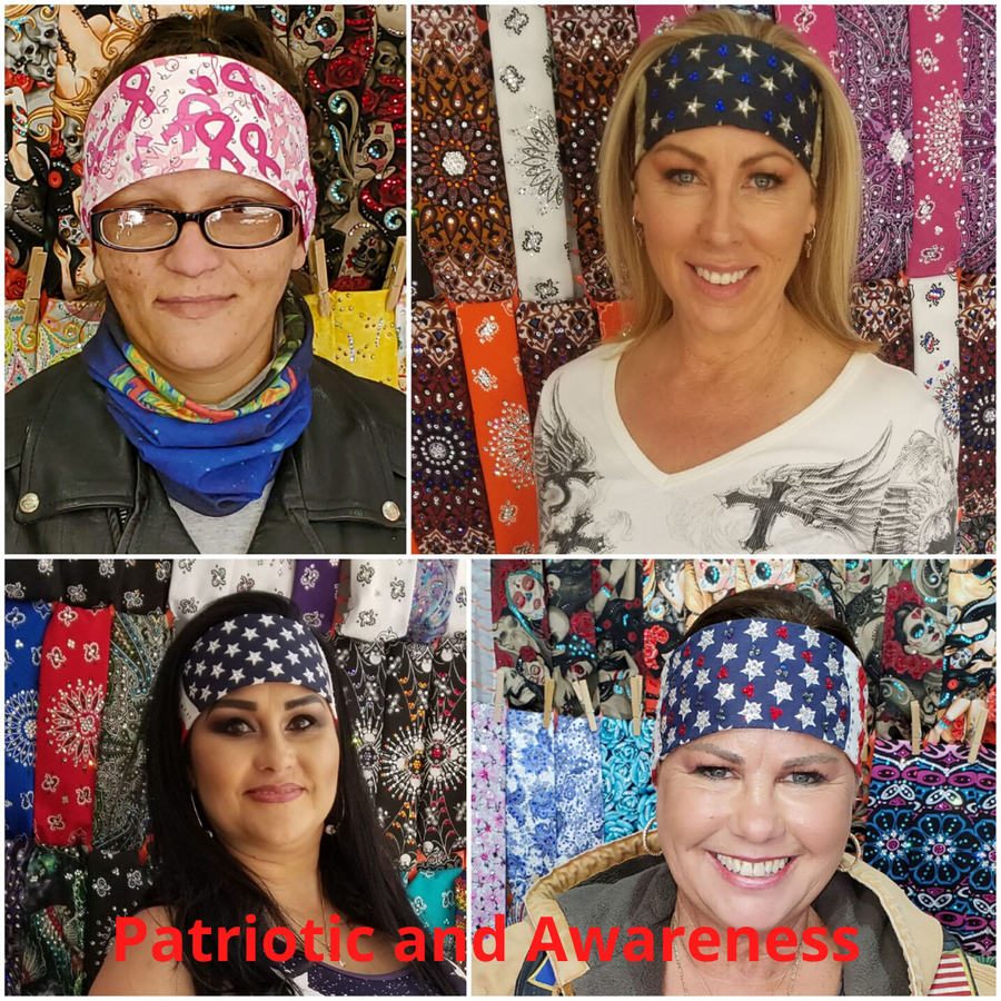 Patriotic and Awareness Collection