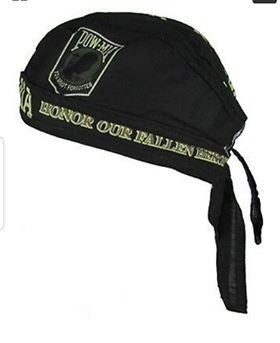 We Will Never Forget POW Skull Cap