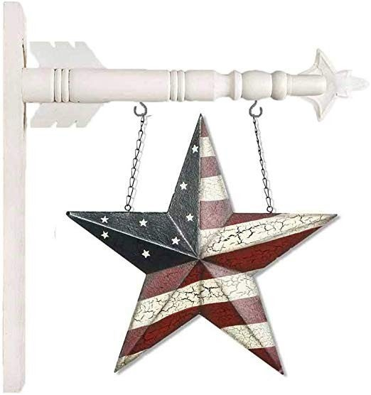 Metal Americana Star Arrow Replacement