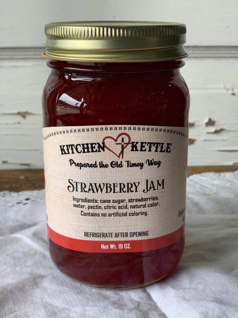 Strawberry Jam 2 for $10