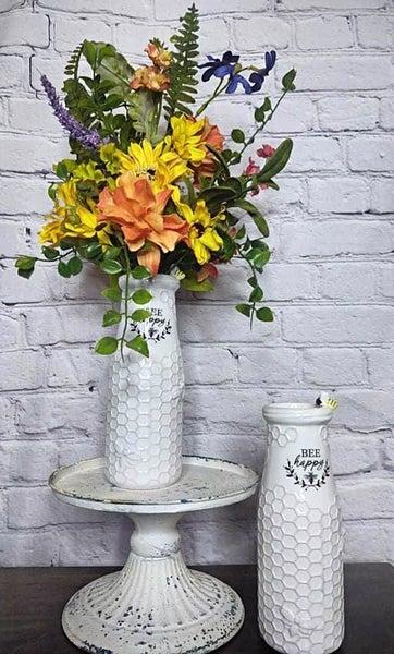 Honey Bee Vase